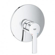 Lineare single lever shower mixer Concealed