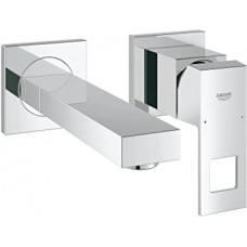 Grohe Eurocube Single Lever Basin Mixer with Spout
