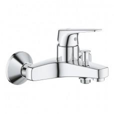 Grohe Bauflow Exposed Bath Mixer