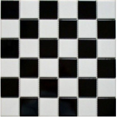 Black/ White (48mm x 48mm)