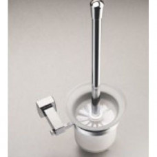 Malta Toilet Brush Holder Chrome