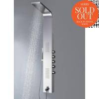 Shower Panel Square Shiny