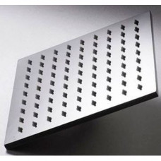 Square Shower Rose 300mm Stainless Steel