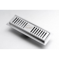 Shower Channel Stainless Steel 250mm