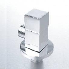 Square Angle Valve Quarter Turn Chrome