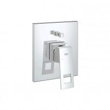 Grohe Eurocube single-lever bath mixer