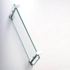 Como Glass Shelf Chrome