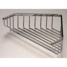 Shower Caddy - Corner 1 Tier Stainless Steel