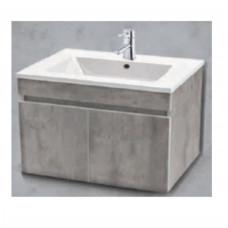 500 Perla Wall Hung Vanity Grey